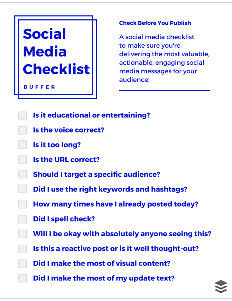 social-media-checklist-buffer
